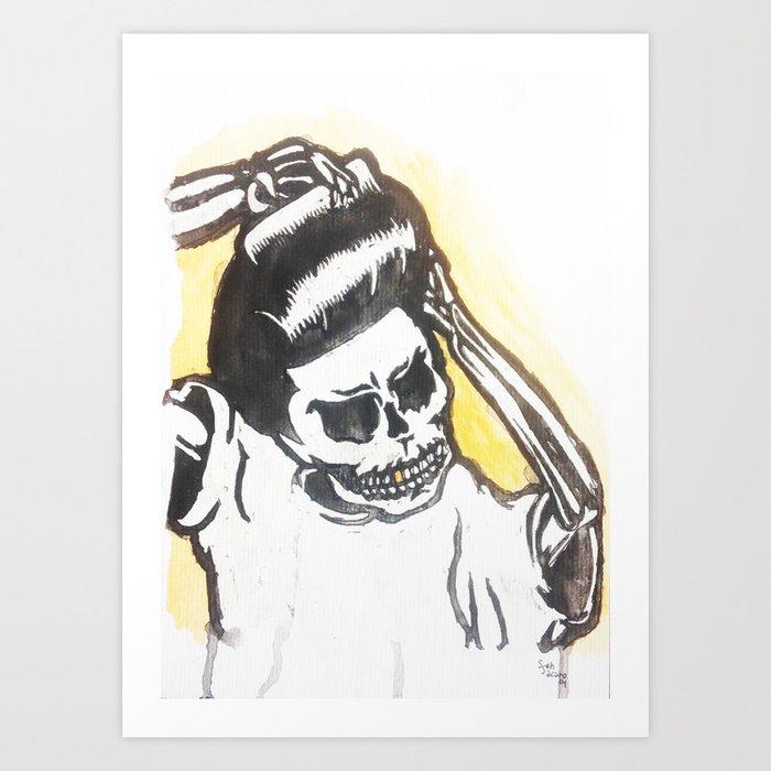 Sauveiro Art Print