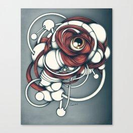 Bio_Eye2 Canvas Print