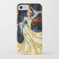 mandie manzano iPhone & iPod Cases featuring Once upon a December by Mandie Manzano