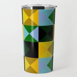 timeless geometrical Ojancanu Travel Mug