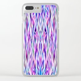 Psikedelix 125 Clear iPhone Case