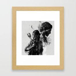 The Last of Us Part II Framed Art Print