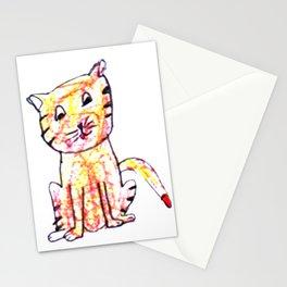 Kitten kay Stationery Cards