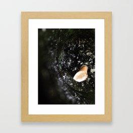Ciggarette Framed Art Print