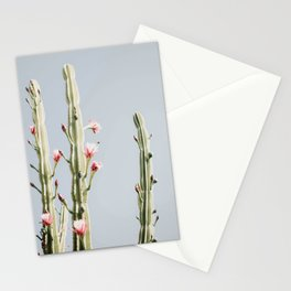 Cereus Cactus Blush Stationery Cards