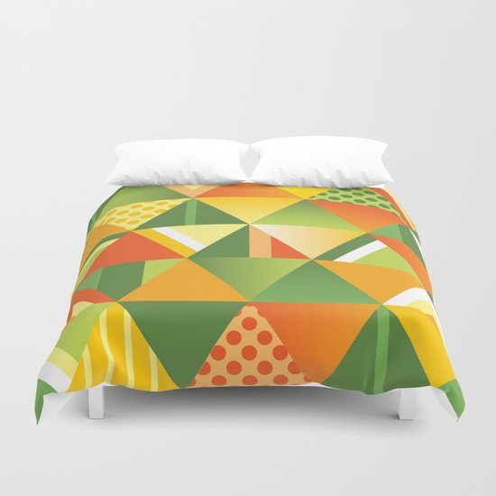 citrus Duvet Cover