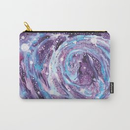 Galaxy of Spirals Carry-All Pouch