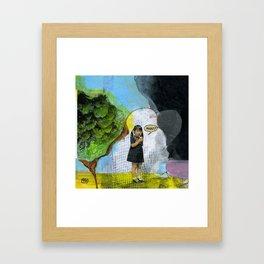 PIPE DREAM 040 Framed Art Print