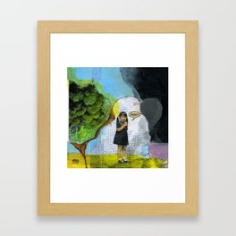 PIPE DREAM 040 Framed Art Print