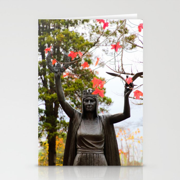 MacKenzie-Papineau Monument Stationery Cards