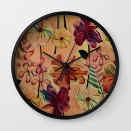 From the Garden Wall Clock