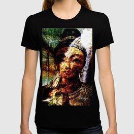 """The River of Creativity Runs Through Her"" T-shirt"