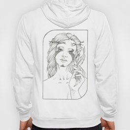 Fool - Tarot Card Hoody