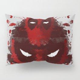 Dead Ink Blot Pillow Sham