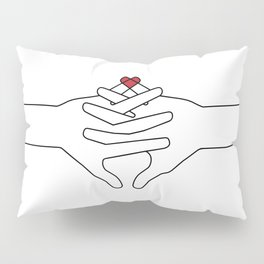 The Power of Love Pillow Sham