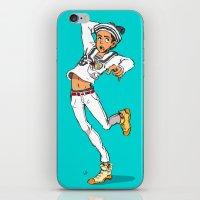 jojo iPhone & iPod Skins featuring JoJo by Madlibbs
