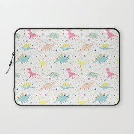 Dinosaur Pattern Laptop Sleeve