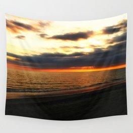 Philippinen - Sonnenuntergang Wall Tapestry
