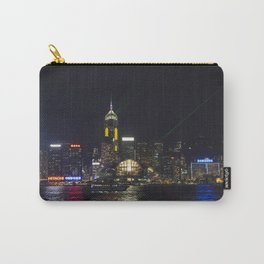 Hong Kong Symphony of Lights Carry-All Pouch