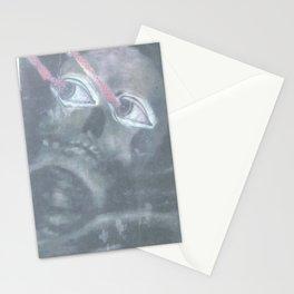 LASER EYES Stationery Cards
