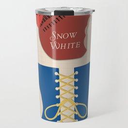 The Original Story: Snow White Travel Mug