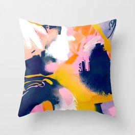 Deep dream Throw Pillow
