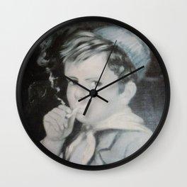Bad Boy Wall Clock