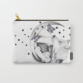 Over The Moon Carry-All Pouch