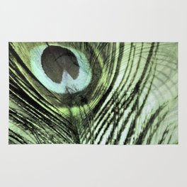Abstract Of Eyes Rug