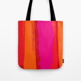 dynamic stripes Tote Bag