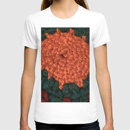 Love sun crochet T-shirt