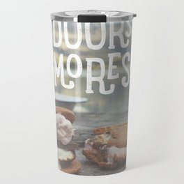 outdoors & S'mores Travel Mug