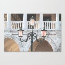 Venice Lights Canvas Print