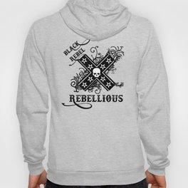 Black Rebel Clothing : Rebellious Hoody