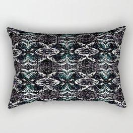 Apple heart Rectangular Pillow