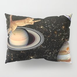 Cat.In.Space. Pillow Sham