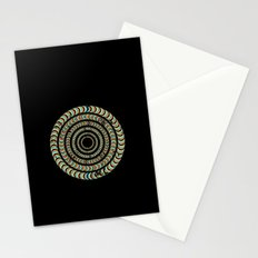 Slow Spin Stationery Cards