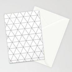 Triangle Tessallation Stationery Cards