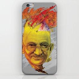 Mahatma iPhone Skin