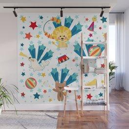 Talent Wall Mural