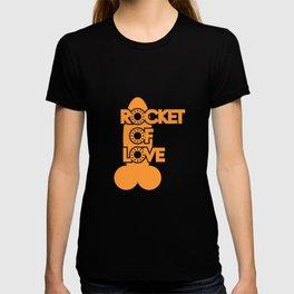 Rocket Of Love T-shirt