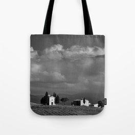 Vitaleta chapel, Tuscany Tote Bag