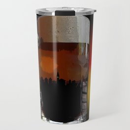 German Sunset Travel Mug