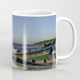 Fishin Boats Coffee Mug