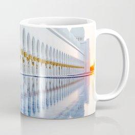 Abu Dhabi Sunset Coffee Mug
