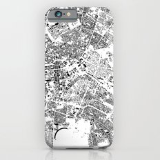 Berlin Map Schwarzplan Only Buildings Slim Case iPhone 6s