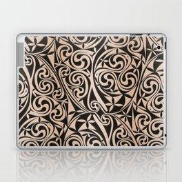 Celtic Warlord carbon Laptop & iPad Skin