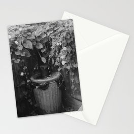Lonely Trashcan Stationery Cards