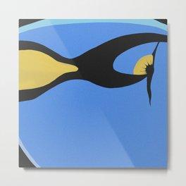Dory - Regal Tang Fish - Finding Nemo Metal Print