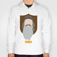 phil jones Hoodies featuring Phil by Maxwell Lesatz